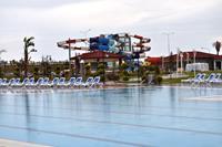 Hotel Kahya Resort Aqua & Spa - Basen i zjeżdżalnie w hotelu Kahya Aqua Resort