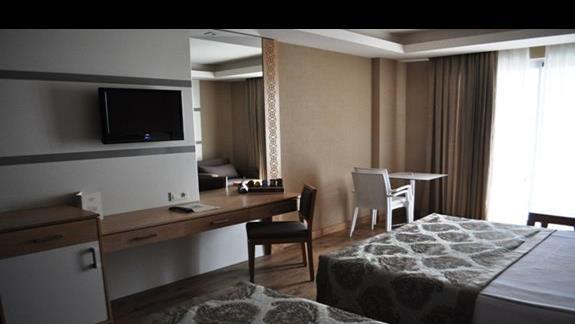 Pokój w hotelu Kahya Aqua Resort