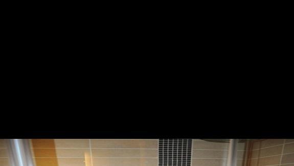 Łazienka w pokoju hotelu Kahya Aqua Resort