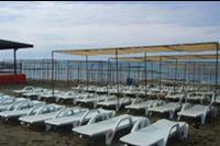 Hotel Xeno Eftalia Resort - Plaża