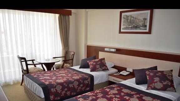 Pokój standardowy w hotelu Saphir