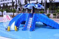 Hotel Dizalya Palm Garden - Zjeżdżalnie dla małych dzieci w hotelu Dizalya Palm Garden