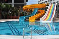 Hotel Dizalya Palm Garden - Zjeżdżalnie w hotelu Dizalya Palm Garden