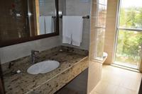 Hotel Dizalya Palm Garden - Łazienka w pokoju w hotelu Dizalya Palm Garden