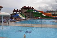 Hotel Eftalia Village - Basen i aquapark w hotelu Eftalia Family Village