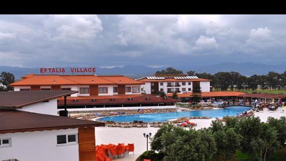 Hotel Eftalia Family Village - teren hotelowy