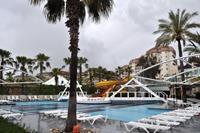 Hotel Sea Life Buket Beach - Basen w hotelu AskA Buket Resort & Spa