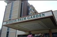 Hotel Dizalya Palm Garden - Wejscie do hotelu