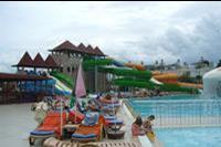 Hotel Eftalia Village - Basen ze zjeżdżalniami