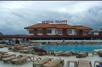 Hotel Eftalia Village - Drugi basen blisko restauracji