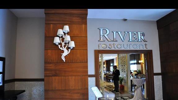 Restauracja - Hotel Lake & River
