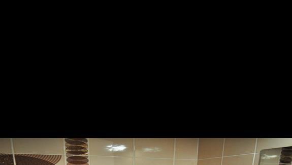 Łazienka w hotelu Cenger Beach Resort
