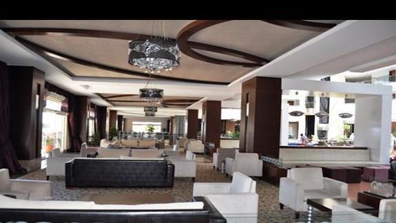 Lobby w hotelu Sea World Resort