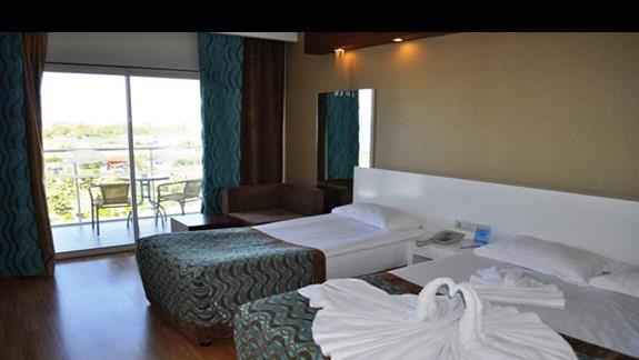 Pokój standardowy w hotelu Sea World Resort