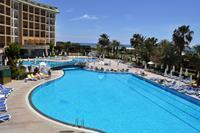 Hotel Lyra Resort - Basen hotelu Lyra Resort