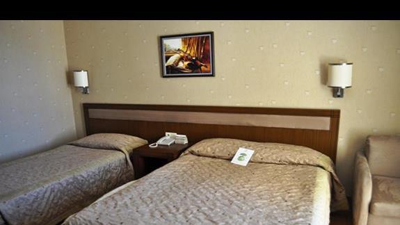 Pokój stnadardowy w hotelu Lyra Resort