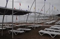 Hotel Sea Life Buket Beach - Plaża