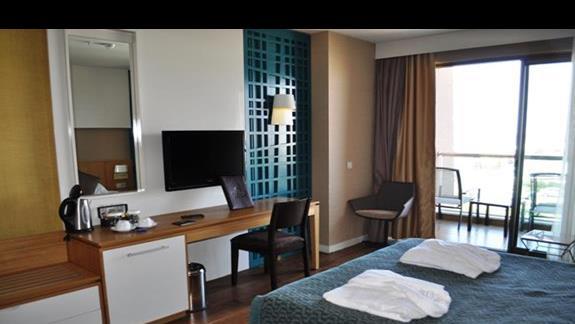 Pokój standardowy w hotelu Sherwood Dreams