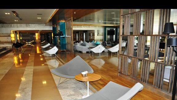 Lobby w hotelu Sherwood Dreams