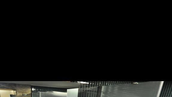 Łazienka w pokoju w hotelu Sherwood Dreams