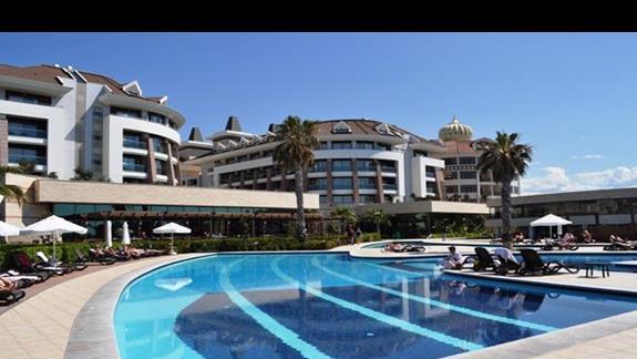 Teren hotelowy w hotelu Sherwood Dreams