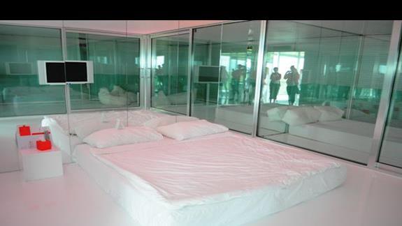Pokój w hotelu Royal Adam & Eve