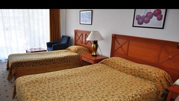 Pokój w hotelu Kilikya Palace