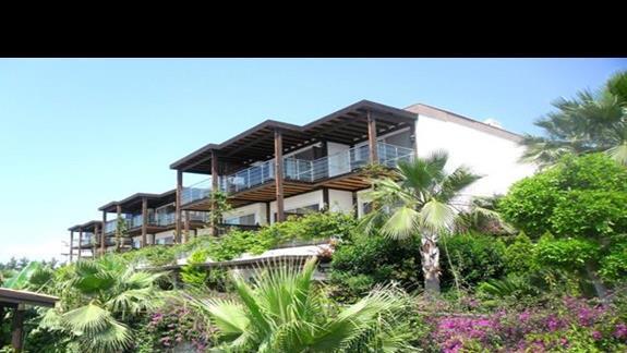 Jeden z budynków hotelu Delta Beach