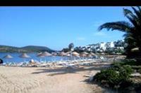 Hotel Costa 3S Beach - Plaża hotelowa z bezpłatnym serwisem 3 S Beach Club