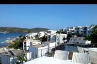 Hotel Costa 3S Beach - Widok z restauracji na dachu 3 S Beach Club