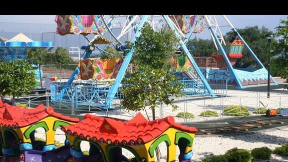 Lunapark i inne atrakcje dla dzieci