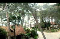 Hotel Marmaris Palace - Teren hotelu - dojście na plażę Marmaris Palace