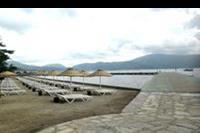 Hotel Marmaris Palace - Prywatna plaża hotelu Marmaris Palace