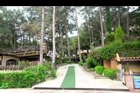 Hotel Marmaris Palace - Dojście na plażę hotelu Marmaris Palace
