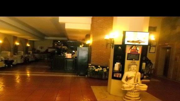 Lobby hotel Marmaris Palace