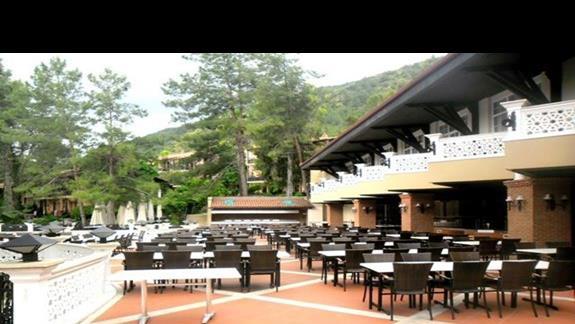 Restauracja hotelowa Marmaris Palace