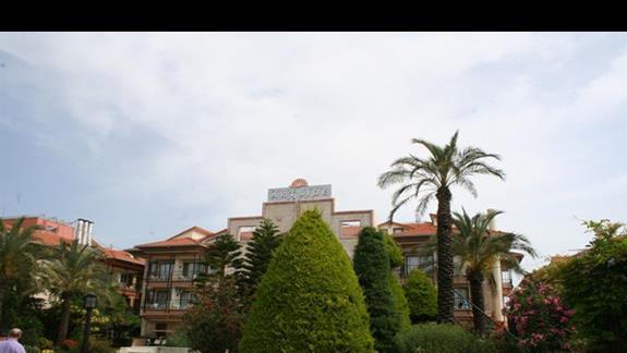 Budynek główny hotelu Art Side