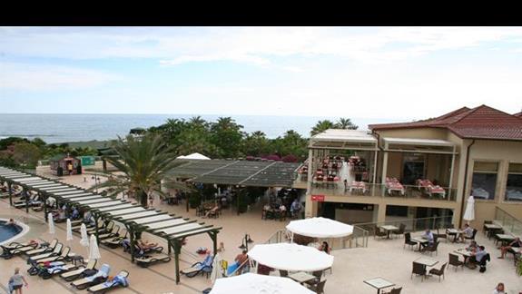 Restauracje w hotelu Asteria