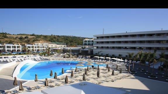 Basen hotelu Princess Andriana Resort & Spa