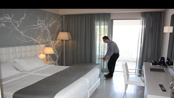 Pokój w hotelu Princess Andriana Resort & Spa