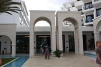 Hotel Mitsis Faliraki Beach - Wejscie główne hotelu Mitsis Faliraki Beach
