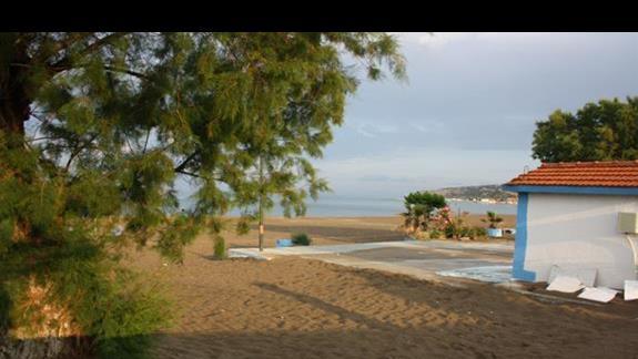 Plaża Mitsis Faliraki Beach