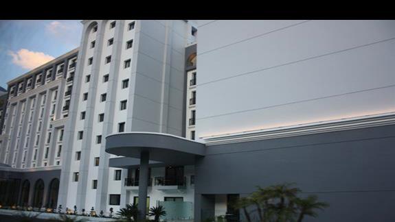 budynek główny Mitsis Alilia