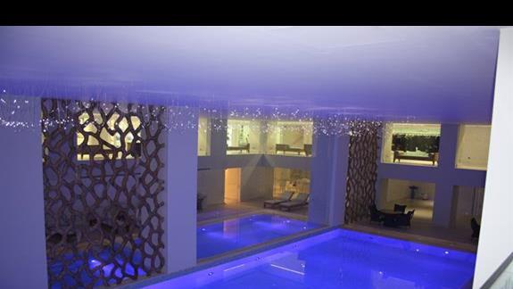 wnętrze hotelu Mitsis Alilia
