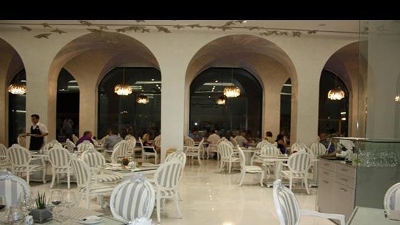 Restauracja Główna Mitsis Alilia