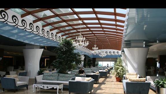 Lobby hotelu Adalya Ocean