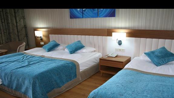 Pokój standardowy hotelu Adalya Ocean