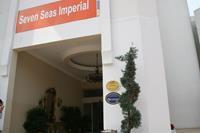 Hotel Seven Seas Blue - Wejście do budynku głównego Suntopii