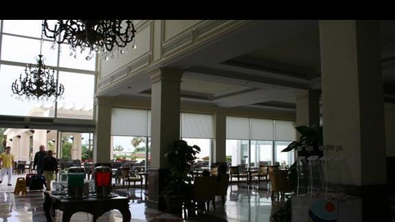 Lobby hotelu Suntopia Seven Seas Imperial