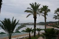 Hotel Top - Widok na plażę z pokoju